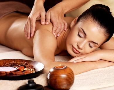Un Délicieux massage Sensoriel