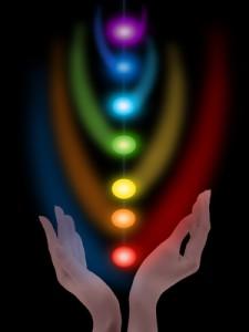 Massage Energétique - Alignement énergétique des chakras